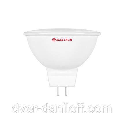 Лампа ELECTRUM светодиодная MR16 5W GU5.3 4000 PA LR-5, фото 2