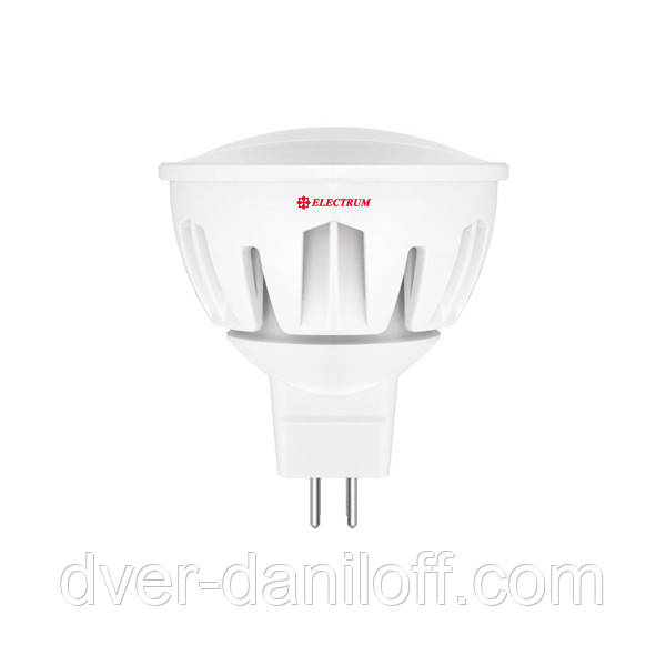 Лампа ELECTRUM светодиодная MR16 7W GU5.3 4000 AL LR-28