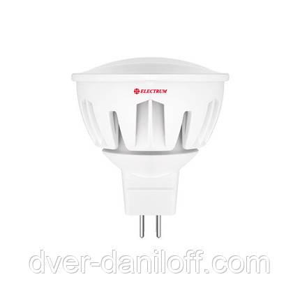 Лампа ELECTRUM светодиодная MR16 7W GU5.3 4000 AL LR-28, фото 2
