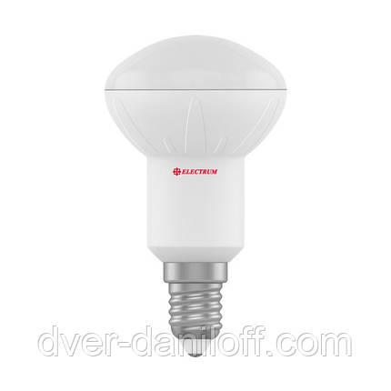 Лампа ELECTRUM светодиодная рефлекторная R50 6W PA LR- 7 Е14 4000, фото 2