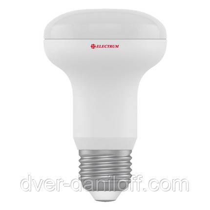 Лампа ELECTRUM светодиодная рефлекторная R63 8W PA LR-10 E27 4000, фото 2