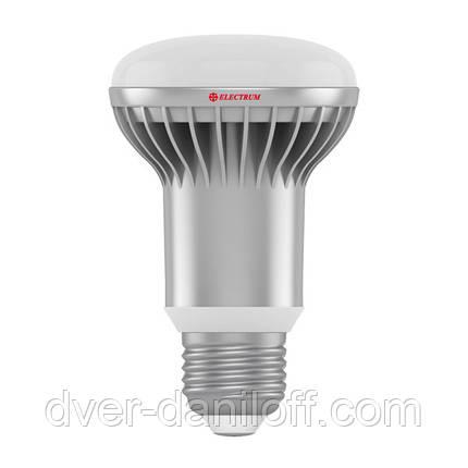 Лампа ELECTRUM светодиодная рефлекторная R63 9W E27 4000 AL LR-42, фото 2