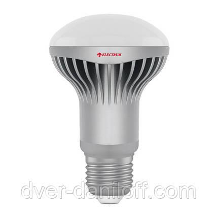 Лампа ELECTRUM светодиодная рефлекторная R63 9W Е27 4000 AL LR-21, фото 2
