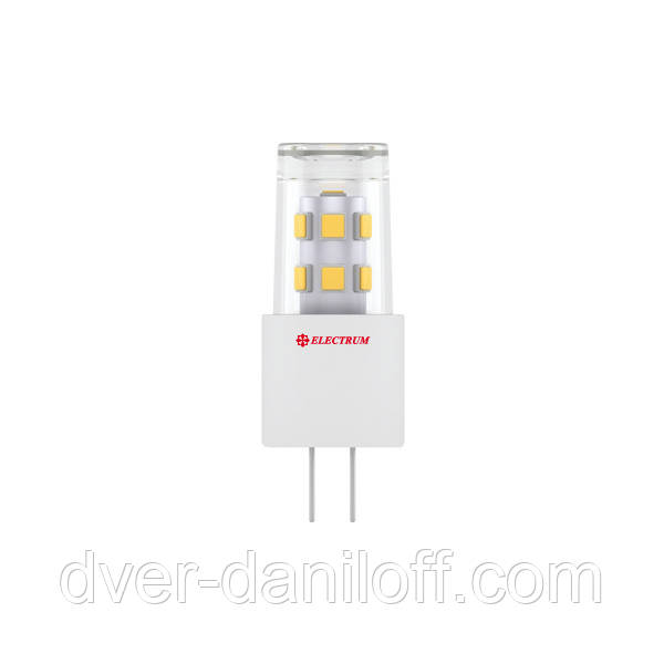Лампа ELECTRUM светодиодная капсульная G4 2W Cer LC-13 G4 4000