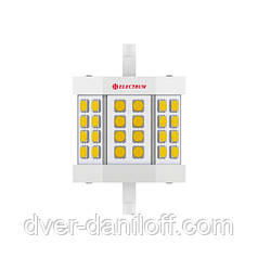 Лампа ELECTRUM светодиодная 5W R7s 4000 AL LL-24 проз. A