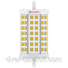Лампа ELECTRUM светодиодная 7W R7s 4000 AL LL-42 проз. A