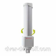 Лампа ELECTRUM светодиодная PL 6W G24 4000 AL LW-12