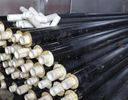 Полипропиленовые трубы изолированные пенополиуретаном в ПЕ оболочке диаметр 63х8.6/125мм