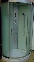 Гидромассажный бокс Atlantis AKL 90P-T XL 90x90 с низким поддоном