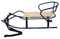Санки Спорт Ф1 синие