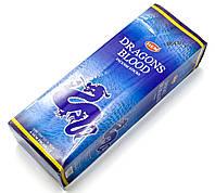 Аромапалочки - благовония Dragon Blood Blue