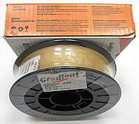 Сварочная проволока Gradient ER70S-6, 0,8мм, 5кг