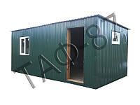 Дачный домик 5,0х2,6х2,2 №1, фото 1