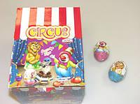 Шоколадное яйцо Цирк Circus 25 гр.