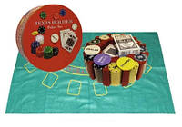 Подарочный набор для игры в покер (240 фишек), фото 1