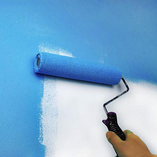 Краска интерьерная силикатная