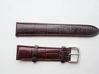 Кожанный ремешок к часам (20 мм)