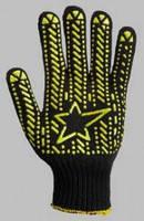 """562м Долони перчатки ПВХ """"Зірка"""" Перчатки рабочие 7 клас 10 розмір"""