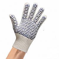 """621 Долоні рабочие перчатки ПВХ """"Хвиля"""" 10 клас  621"""