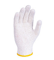 554 Перчатки рабочие без пвх белые 7 клас