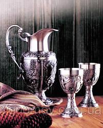 Набор графин и 2 бокала для вина SKS Artina Freischuetz арт. 11732