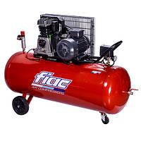 Компрессор поршневой с ременным приводом, Vрес=200л, 510л/мин, 380V, 3кВт  FIAC (AB200-510-380)