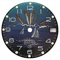 Новый циферблат Командирских часов