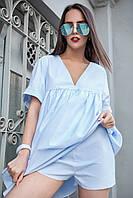 Женский летний комбинезон-платье Fly (разные цвета)