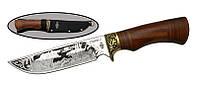 Нож с фиксированным клинком Охота-2