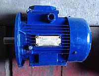 Электродвигатель 3хфазный 1,1 кВт 1410 об/мин складское хранение