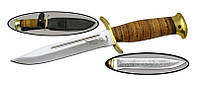 Нож с фиксированным клинком Разведчик