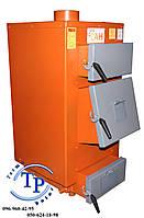 САН Эко 10 кВт - Котел длительного горения на дровах