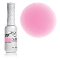Гель-лак (прозрачно-розовый, для французского маникюра) , Gel FX Bare Rose 9 мл