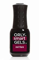 Мини гель-лак (вишневый, эмаль) , Smart gels Red Flare 5,3 мл