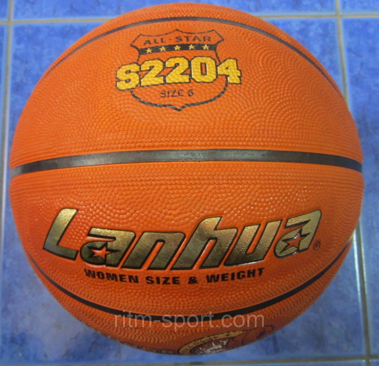 Мяч баскетбольный LANHUA №6