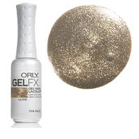Гель-лак (золото, насыщенные блестки) , Gel FX Luxe 9 мл