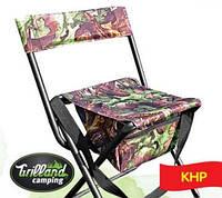 Раскладной стул для пикника, носится на плече, встроенная сумка для хранения, 40*44*41/68 см