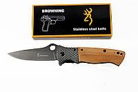 Нож складной механический Browning