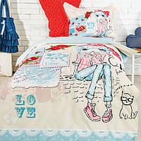 Детское постельное белье полуторное Clarise (Кларис)