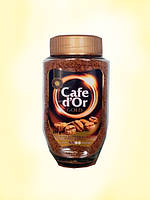 Растворимый кофе Cafe d`Or Gold 200 гр