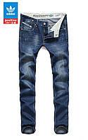 Удобные мужские джинсы DIESEL ADIDAS. Стильные джинсы. Интернет магазин. Купить джинсы. Код: КДН122