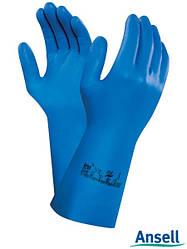 Защитные перчатки, нитрил RAVIRTEX79-700 N