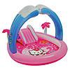Детский надувной игровой центр Intex Hello Kitty 57137