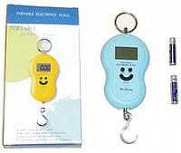 Портативные электронные весы кантер Portable electronic scale до 50 кг