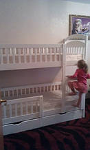 Кровать двухъярусная Арина-авангард