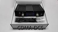 Двухдиапазонный репитер усилитель мобильной связи для дома CDMA/DCS до 1500 м2, фото 1