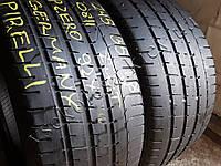 Шины бу 245/35 R18 Pirelli