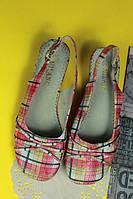 Летняя обувь детская