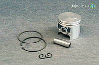 Поршень и кольца 47 мм на бензопилу (Stihl 361)