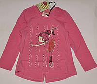 Реглан  на девочку 100% cotton  р-ры 104, 116, пр-во Венгрия Glo-story 122